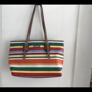 Dana Bachman Colorful and Bright Tote Bag
